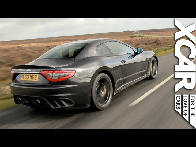 Maserati GranTurismo MC Stradale: Why You Should Pick One Over A <em>Ferrari</em> - CARFECTION