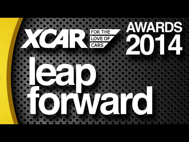 Leap Forward Award 2014 - XCAR
