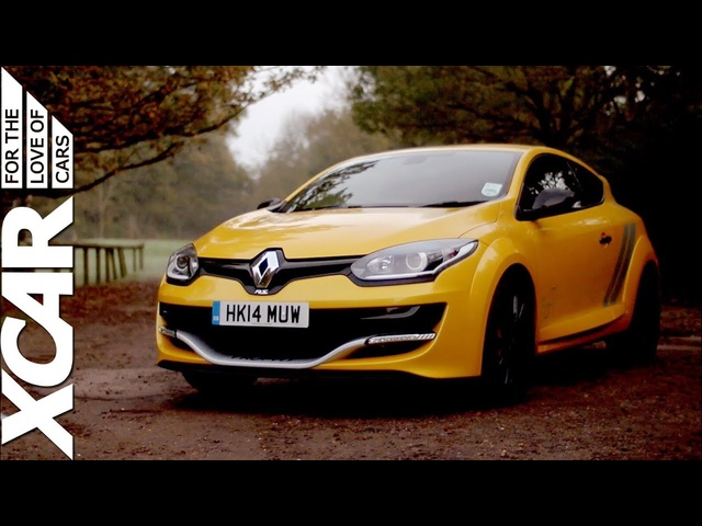 <em>Renault</em> Megane 275 Trophy: Ring King - XCAR