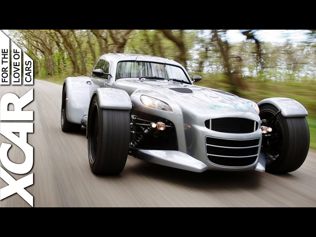 Holland's Most Extreme Car: Meet Mr Donkervoort -XCAR