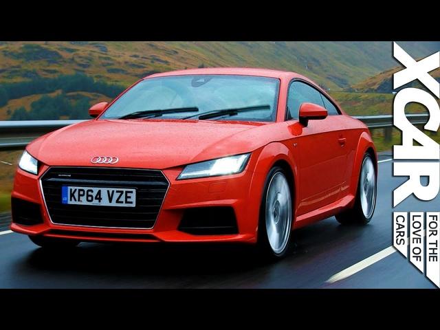 2015 Audi TT: Slick, Fast, Sharp -XCAR