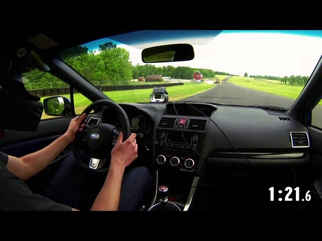 2014 Lightning Lap: Subaru WRX STI