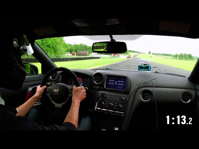 2014 Lightning Lap: Nissan GT-R NISMO