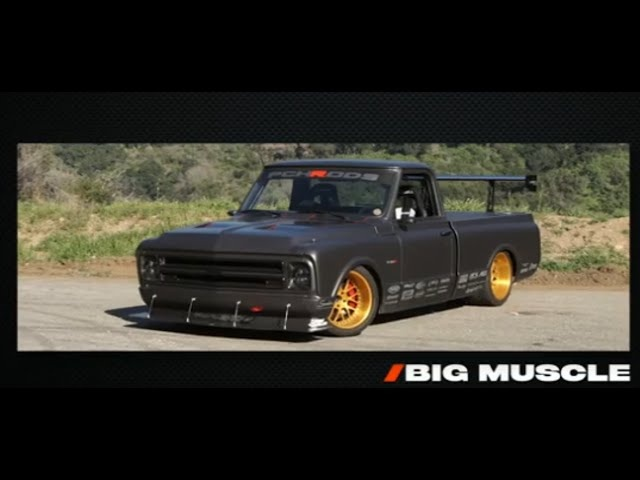 <em>Radical</em> Race Truck: Chevy C10R - /BIG MUSCLE