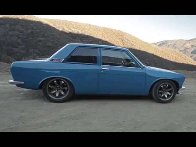 /TUNED - Turbocharged <em>Datsun</em> 510