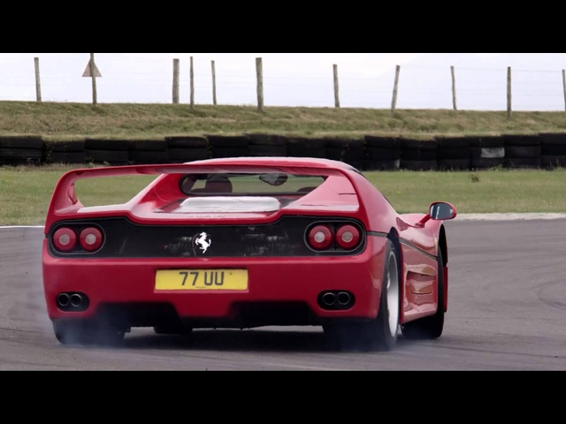 Blown Caddy, Drifting <em>Ferrari</em>s - /DRIVE on NBC Sports EP10 PT4