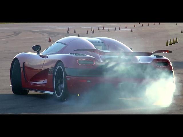 Koenigseggs and Sliding <em>Porsche</em>s - /DRIVE on NBC Sports: EP06 PT1