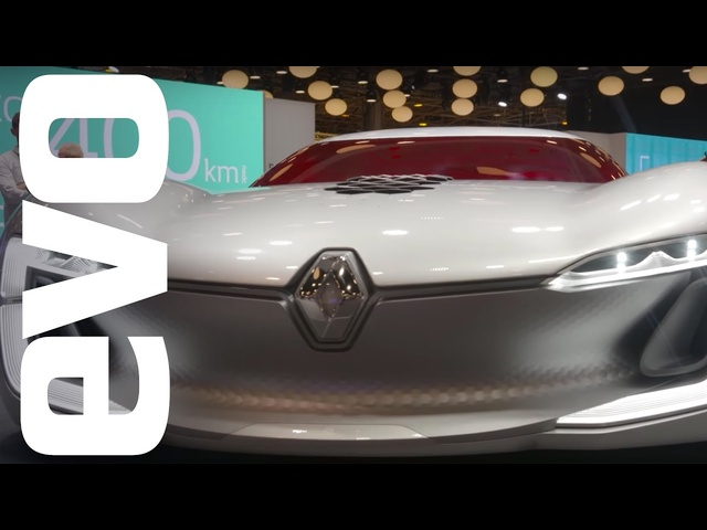 Renault Trezor concept explored | evo MOTOR SHOWS