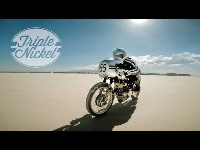 The Triple Nickel is More Than aMotorcycle