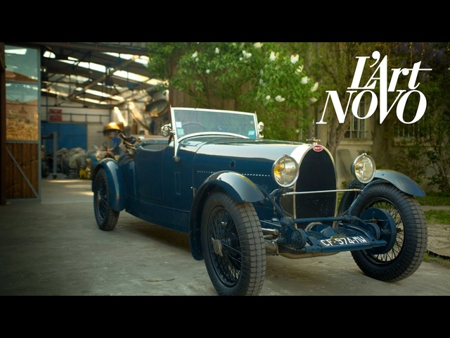 L'Art Novo: <em>Bugatti</em>'s glorious past is alive at Garage Novo
