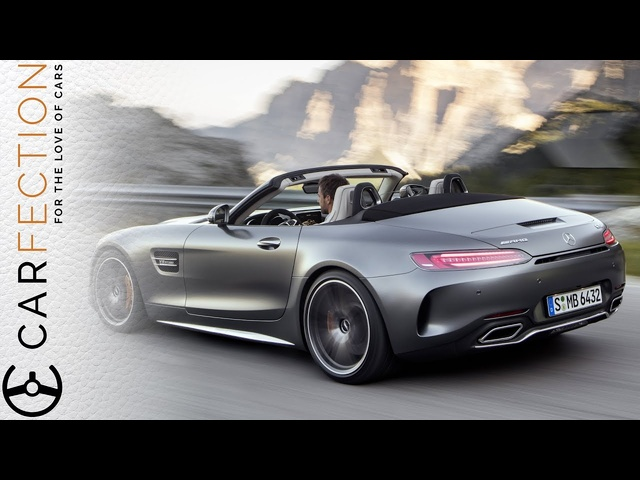 Mercedes-AMG GT Roadster: We Tried To Make A Film On It And It Wasn't Here - Carfection