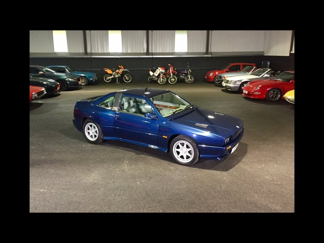 Maserati Shamal, real world review