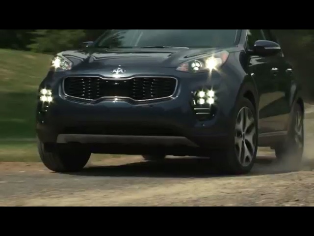 <em>Kia</em> Sportage 2017 Review
