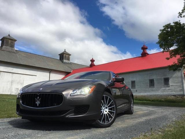 Maserati Quattroporte 2016 Review