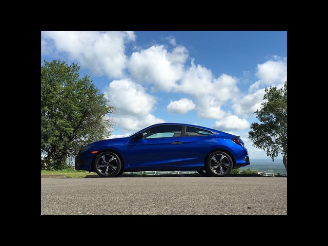 <em>Honda</em> Civic Coupe 2016 Review | TestDriveNow