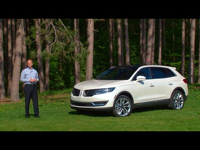 Lincoln MKX 2016 Review | TestDriveNow