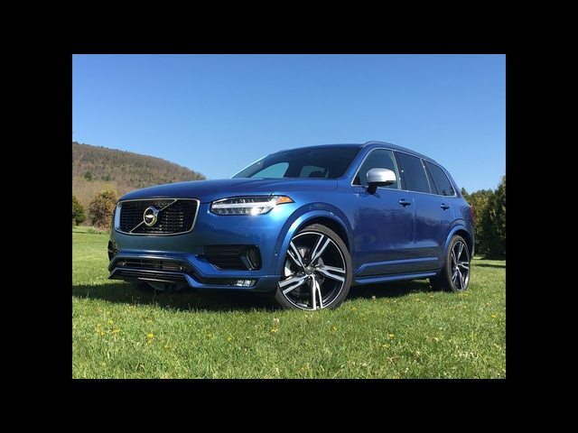 Volvo XC90 2016 Review