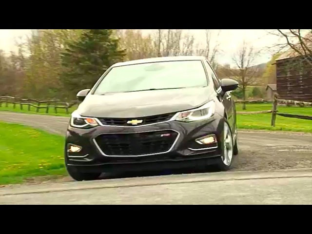 Chevrolet Cruze 2016 Review | TestDriveNow