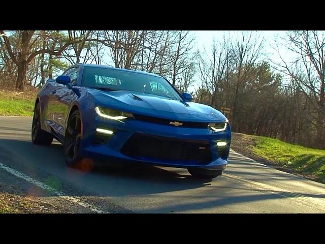 Chevrolet Camaro SS 2016 Review | TestDriveNow