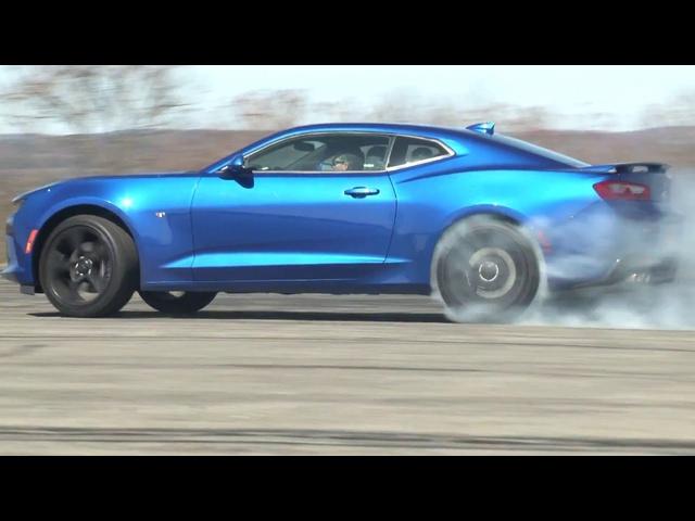 Chevy Camaro SS 2016 Drive Time Outtake | TestDriveNow