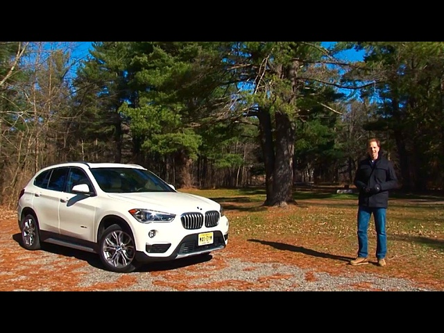 <em>BMW</em> X1 2016 Review