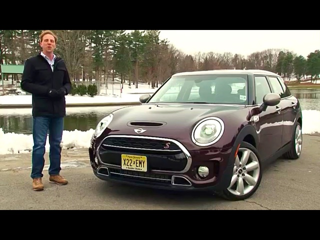 MINI Clubman 2016 Review | TestDriveNow