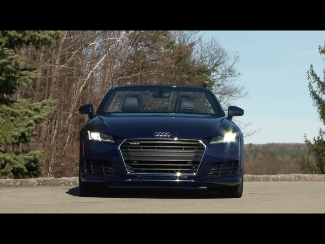 Audi TT Roadster 2016 Review | TestDriveNow