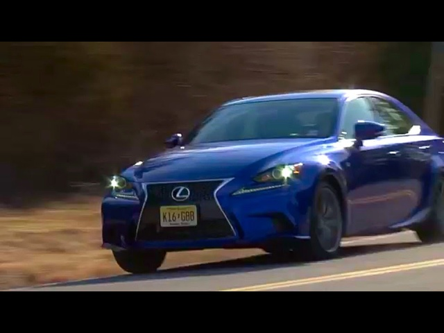 Lexus IS 350 F SPORT 2016 Review | TestDriveNow
