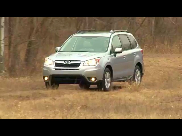 Subaru Forester 2016 Review