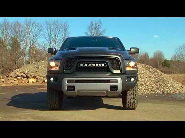 Ram Rebel 2016 Review | TestDriveNow