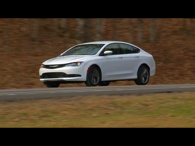 Chrysler 200S 2016 Review