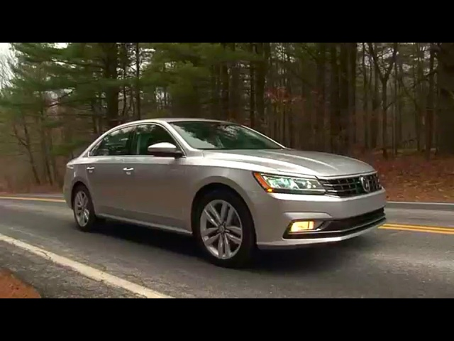 Volkswagen Passat 2016 Review