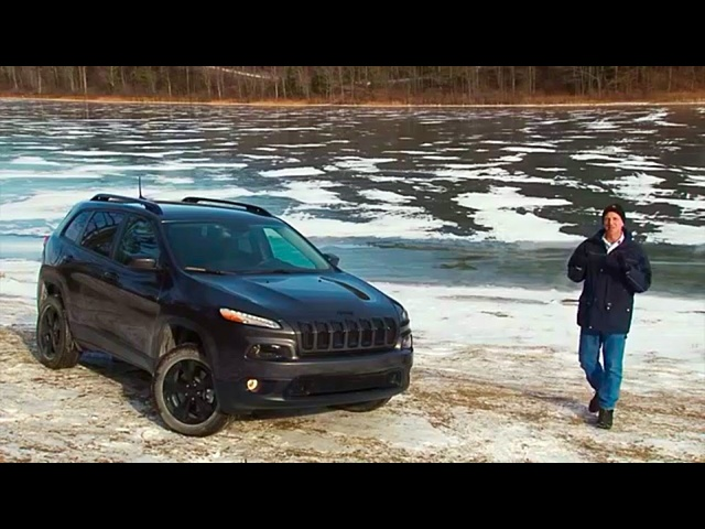 <em>Jeep</em> Cherokee Latitude 2016 Review