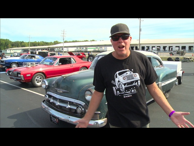 Freiburger Explains Hot Rod Drag Week - Roadkill Extra