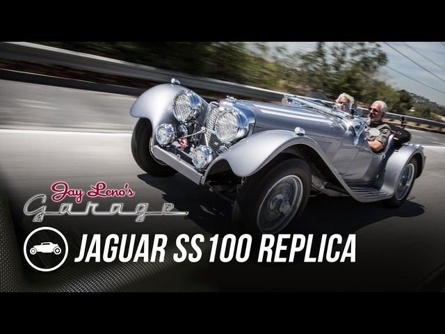 1937 <em>Jaguar</em> SS100 Replica - Jay Leno's Garage