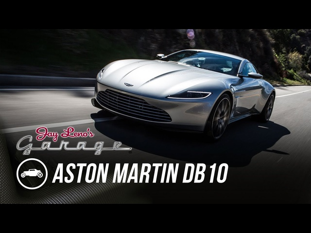 James Bond's 2016 Aston Martin DB10 - Jay Leno's Garage