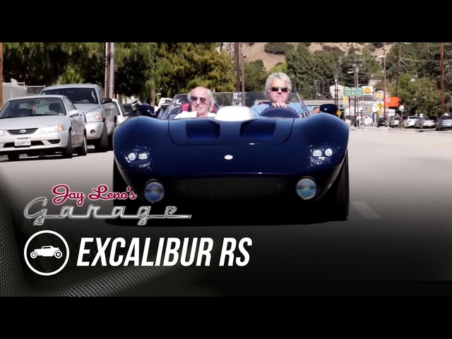 Excalibur RS - Jay Leno's Garage