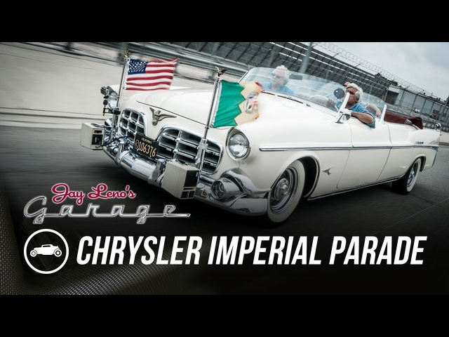 1952 Chrysler Imperial Parade Car - Jay Leno's Garage