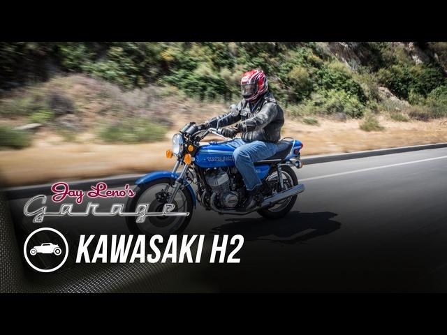 Kawasaki H2, Now and Then -Jay Leno's Garage