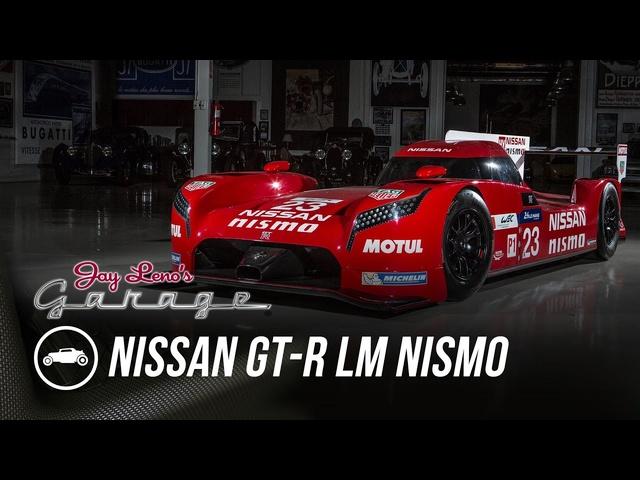 <em>Nissan</em> GT-R LM NISMO -Jay Leno's Garage