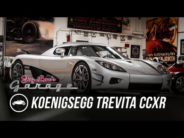 Koenigsegg Trevita CCXR -Jay Leno's Garage