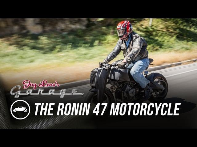 Ronin Motorworks 47 Motorcycles -Jay Leno's Garage
