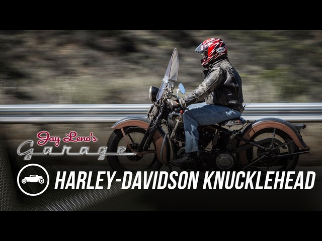 1936 Harley-Davidson Knucklehead -Jay Leno's Garage