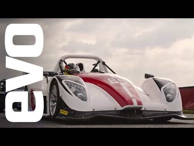 evo Track Evening in association with Sky Insurance - Radical SR3 RSX