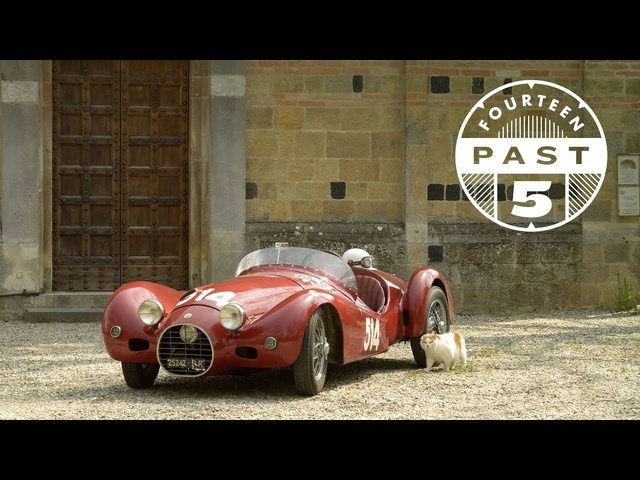 Fourteen Past Five: The Story of an Italian Sports Car Jewel