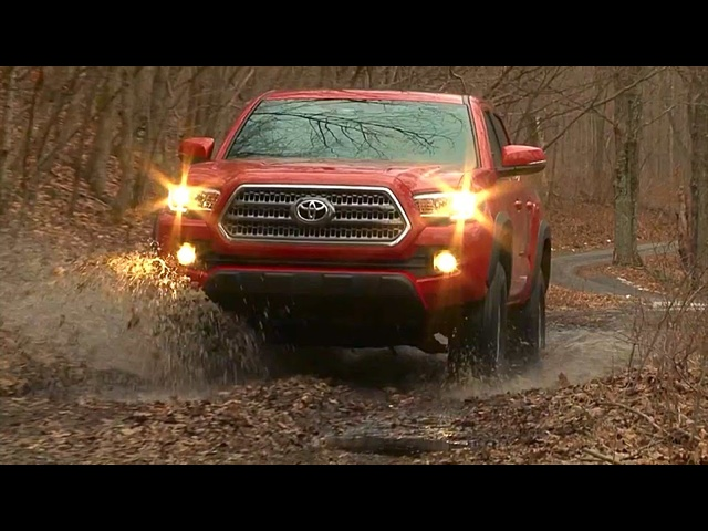Toyota Tacoma TRD Off-Road 2016 Review | TestDriveNow