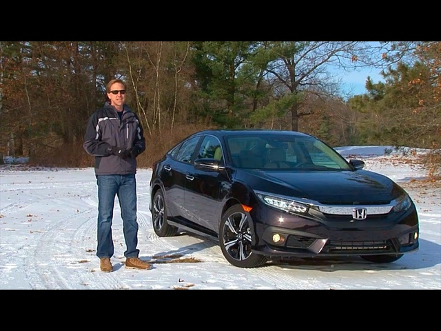 Honda Civic 2016 Review | TestDriveNow