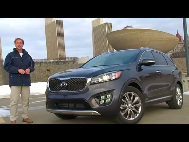 Kia Sorento SXL 2016 Review