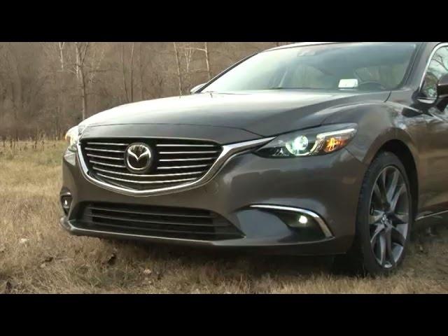 <em>Mazda</em> <em>MAZDA</em>6 2016 Review | TestDriveNow