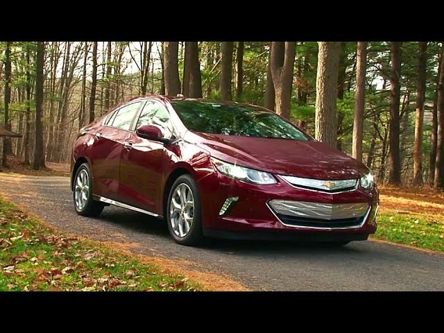 Chevrolet Volt 2016 Review | TestDriveNow